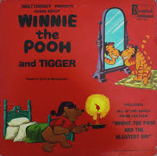 winnie the pooh thanksgiving walt disney presents songs about winnie the pooh and tigger