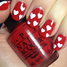 valentine day nail art designs best images collections hd for