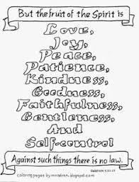 12 may 05 fruit of the holy spirit religious ed pinterest