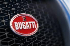 bugatti symbol by design bugatti chiron