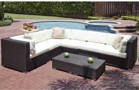 Patio Furniture Sofa - Outdoor sectional sofas