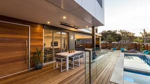 stylish house elevation byron bay luxury homes