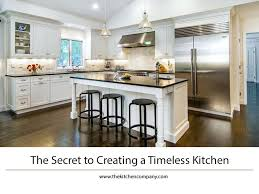 the kitchen furniture company the secret to creating a timeless kitchen the kitchen company
