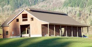 Pole Barn Design Ideas Home Plan Blog Barn Plan Associated Designs