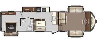 Forest River Cardinal Floor Plans Fifth 5th Wheel 5 New Or Used Fifth Wheel Campers For Sale Rvs Near Charleston