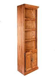Corner Bookcase Oak Forest Designs Traditional Oak Corner Bookcase 27 X 27 From