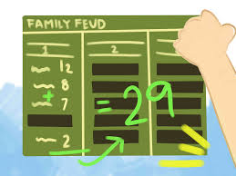 At Home Com by 3 Ways To Make Your Own Family Feud Game At Home Wikihow