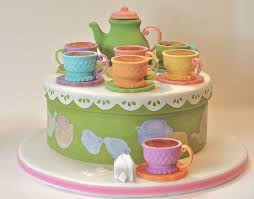once upon a pedestal tea for me too cake