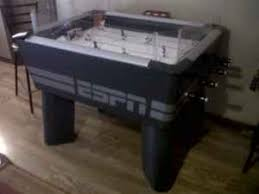 Dome Hockey Table Awesome Craigslist Find U2013 Wings V Avs Bubble Hockey Nightmare