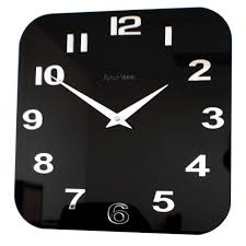 wall clocks for kitchen modern