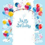 birthday card templates free download happy birthday card template