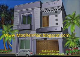6 Marla house front Modern front elevation home design house