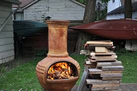 Chiminea With Pizza Oven Outdoor Clay Chiminea Review Gardening Tips U0027n Ideas