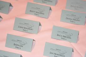 place cards themed place cards chic shab design studio