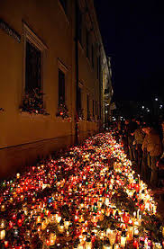 Why Do Catholics Light Candles Ceremonial Use Of Lights Wikipedia