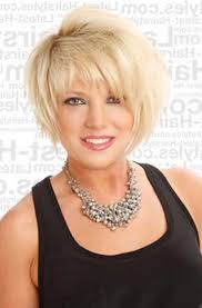 haircuts for 30 and over photo gallery of short hairstyles for women over 50 with straight