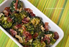 cuisiner du brocoli recette de brocolis poêlés à la pancetta et au parmesan la recette