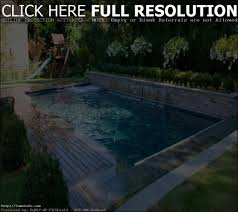 small backyard inground pool design beautiful pools for your
