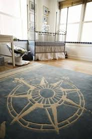 Nautical Area Rugs Compass Rugs Area Indoor Outdoor Intended For Rug Ideas 19 In