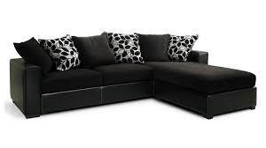 canapé angle tissu pas cher canapé d angle noir pas cher intérieur déco