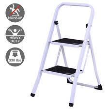 2 step ladder ebay
