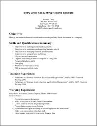 entry level resumes entry level resume template bidproposalform