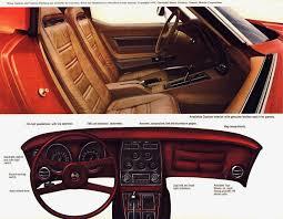 1989 Corvette Interior 1976 Corvette Specs Colors Facts History And Performance