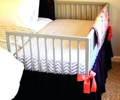 Cribs That Attach To Side Of Bed Baby Bed Attachment Side Baby Crib Bed Attachment Shopsonmall