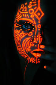 how to use black light paint 46 best glow paint photography images on pinterest body mods body