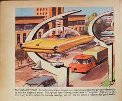 future flying cars looking to the past for visions of the future