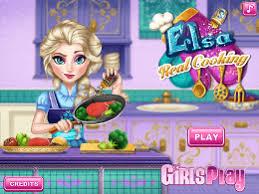 jeux de cuisine d la vraie cuisine d elsa un des jeux en ligne gratuit sur jeux jeu fr