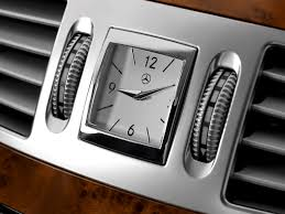 mercedes dashboard 2011 mercedes benz cl600 coupe dashboard clock eurocar news