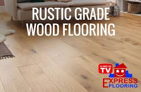 what is rustic grade wood flooring how it is beneficial