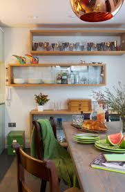 Kitchen Floating Shelves by Open Kitchen Shelving Ideas Open Kitchen Shelving Tips And
