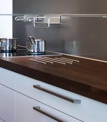 Kitchen Sink Details A Kitchen In Copenhagen U0027s Hth Showroom Shows Interesting Details