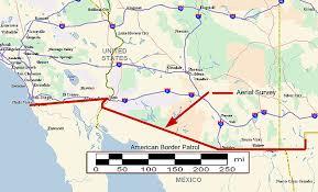 map usa mexico border map us mexico border thempfa org