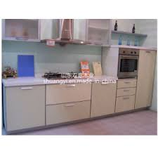 2017 hottest chinese manufacture made modern type modular kitchen