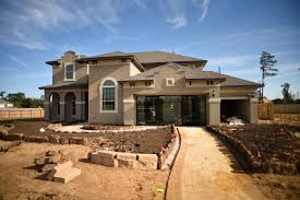 Raw House Model New Homebuilders Enter Market As Woodlands Nears Build Out