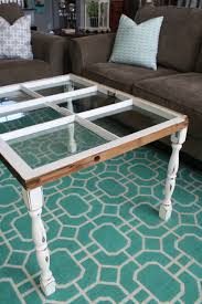 crate coffee tables display wood pallet old window coffee table youtube