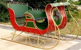 large christmas large christmas sleigh philadelphia only 3 699 00 at garden