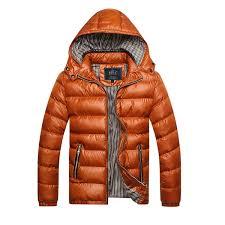 Plus Size Down Coats Winter Warm Windproof Men Down Jacket Quality Plus Size Hooded