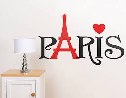paris u0027 wall sticker wall art stickers pinterest wall sticker