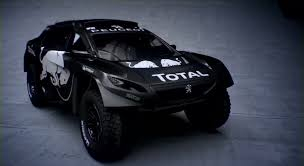 peugeot dakar 2016 check out peugeot u0027s off road monster u2013 dkr16 shifting gears