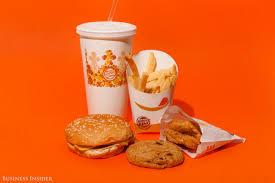 Career At Burger King We Tried The New Value Menus At Mcdonald U0027s Burger King And
