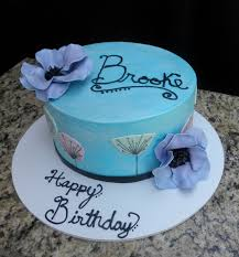 sweet t u0027s cake design brooke u0027s anemone pastel flower 15th