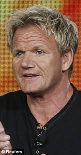 sting hair transplant gordon ramsay s hair transplant shown off for first time but was