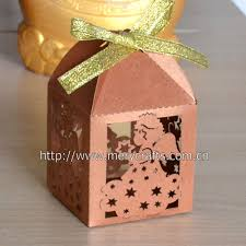 baptism favor boxes laser cut angel bronze favor boxes for baby shower gifts india in