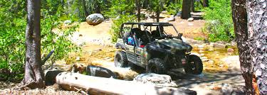 Rubicon Trail Map Exploring The Rubicon Trail For The First Time In A Kawasaki