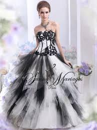 robe de mari e princesse pas cher robe de mariee noir et blanc ou autres couleurs pas cher