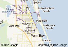 melbourne fl map melbourne florida facts and information